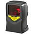 Scanner de balcão ZEBEX Z-6010, Laser omnidirecional com campo de 5 direcções, suporte mãos-livres, USB HID, cor preto